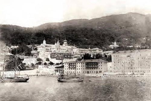 Пантелеимонов монастырь. Святая Гора Афон