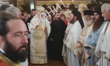 В Болгарии Патриарх Неофит торжественно встретил прибывшую с Афона главу св. влмч. Пантелеимона