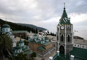 Пантелеимонов собор Русского монастыря на Афоне
