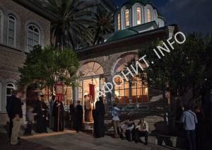 Успенский собор Русского Пантелеимонова монастыря на Афоне