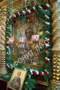 Святой великомученик и целитель Пантелеимон, Русский на Афоне Свято-Пантелеимонов монастырь
