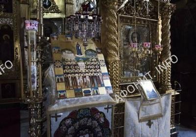 Собор всех Преподобных Русских Святогорцев