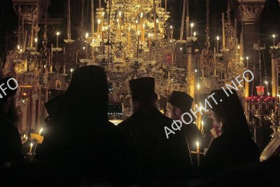 Пантелеимонов монастырь. Пасха