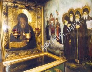 Киево-Печерская Лавра и Афон
