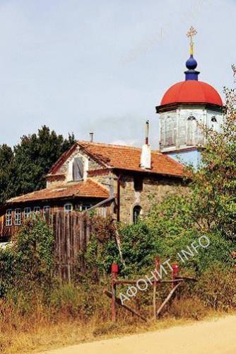 Почаевская келлия при Старом Нагорном Русике на Афоне