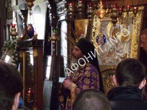 Киевское подворье Афонского Свято-Пантелеимонова монастыря