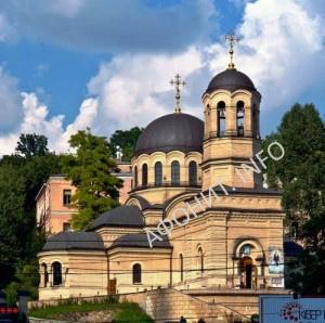 Киевское Афонское подворье Свято-Пантелеимонова монастыря