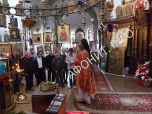 Афонское подворье Свято-Пантелеимонового монастыря в Киеве