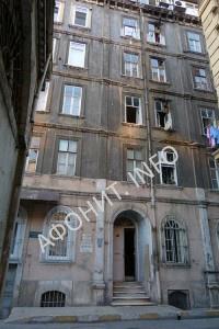 Русское Афонское подворье в Константинополе (Стамбуле)