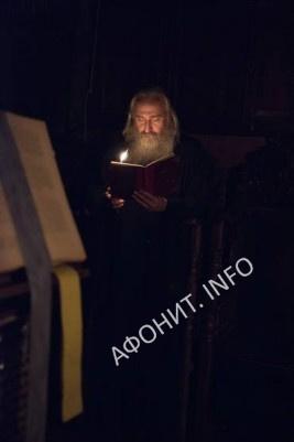 погребение Игумена