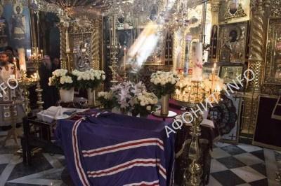 погребение Иеремии (Алехина)