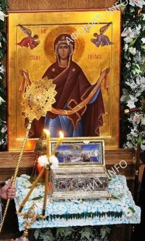 Честной Пояс Пресвятой Богородицы