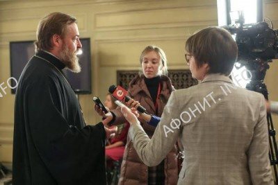 Фестиваль православного кино «Покров», посвященный традициям Афона, 11 октября 2015