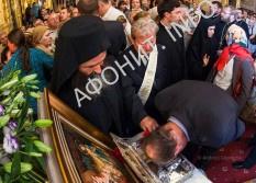 В Варшаву с Афона доставлены мощи св. Марии Магдалины