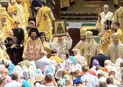 прославление в лике святых