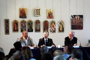 XIII-е Международные Афонские чтения (Рим, Италия) Михаил Талалай