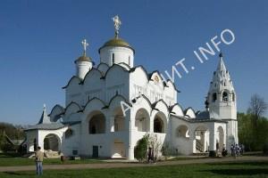 Ризоположенский храм и монастырь в Суздале