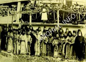 Братство русских келлий на Афоне