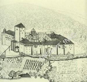 Русский Пантелеимонов монастырь на Афоне Русик