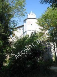 Башня святого Саввы Сербского в Старом Русике