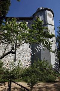 Башня Саввы Сербского в нагорном Русике на Афоне