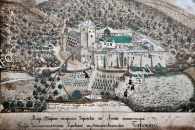Василий Григорович-Барский. Нагорный Руссик. 1747 г.