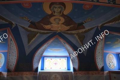 храм в честь Силуана Афонского