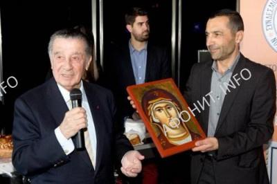 В Салониках начались мероприятия в честь 1000-летия Русского Афона