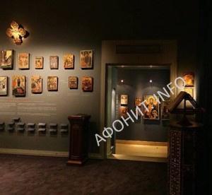 На Международной выставке в Салониках будет представлено церковное искусство Афона