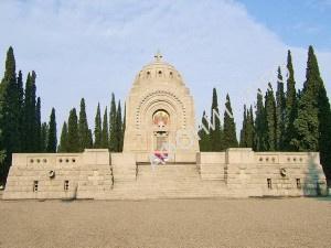 союзное кладбище Зейтенлик