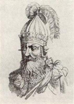 Великий князь Галицко-Литовский Шварн (Сваромир) Данилович