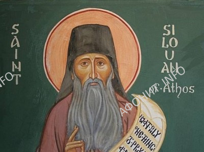 Silouan of Athos