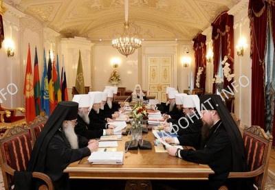 Священный Синод РПЦ