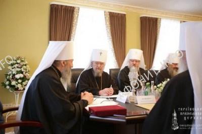 Синод УПЦ учредил Оргкомитет по празднованию 1000-летия древнерусского монашества на Афоне