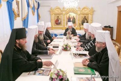 Синод УПЦ принял постановление о праздновании 1000-летия древнерусского монашества на Афоне