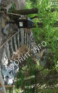 Скит преп. Силуана Афонского в Житомирской области