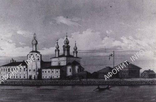 Спасо-Каменный Преображенский монастырь