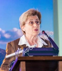 Мария Спасова (Велико-Тырново, Болгария), доктор филологических наук, профессор