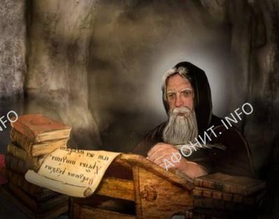 Старец Иоанн Вишенский