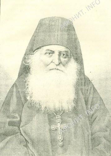 Афонский старец Паисий II – игумен Ильинского скита