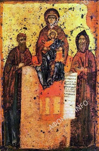 Свенская (Печерская) икона Божией Матери