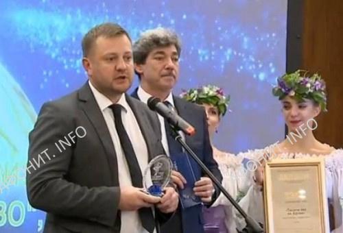 Фильм «Тысяча лет на Афоне» стал лауреатом международного телефестиваля «ТЭФИ-Содружество»