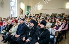 В Таганроге «Русская лампада на Афоне»