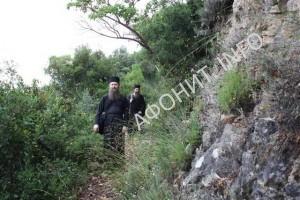 Архиереи Томской митрополии на Афоне
