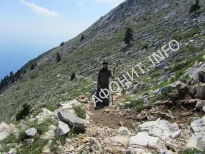 Восхождение на Вершину Афона