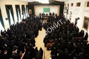 Собрание игуменов и игумений монастырей Русской Православной Церкви