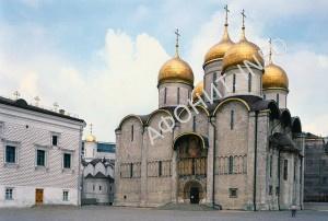 Московский Успенский собор