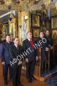 Великий Князь Георгий Михайлович на Афоне