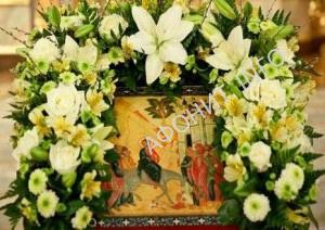 Вход Господень в Иерусалим на Афоне