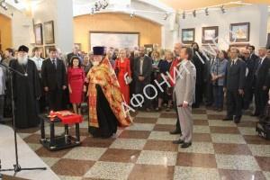 """Выставка """"Святые места Православия"""""""